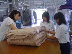 工場毛布の研修.jpg