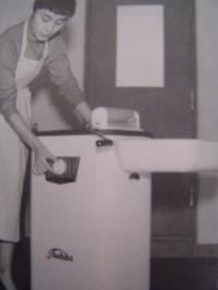 昔洗濯風景