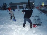 雪かき隊 1