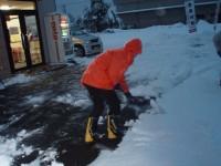 雪かき隊 2