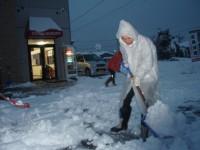 雪かき隊 4