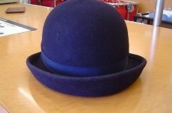 園帽などの 『帽子のクリーニング』 を承っています!