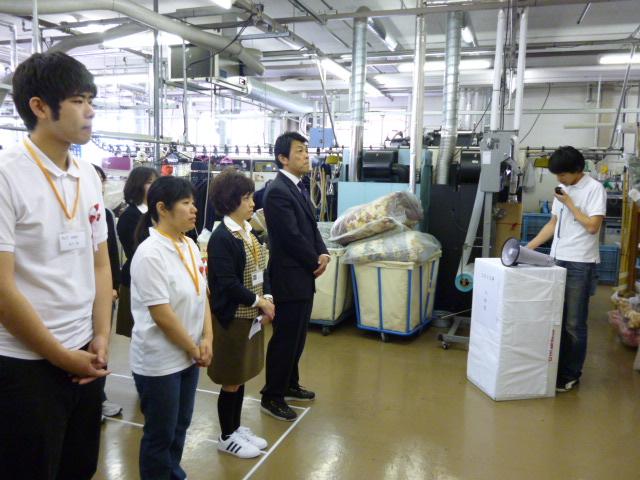 corporate culture fresh news  2013年度 ヨンマルサン入社式 %tag