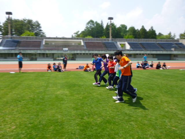 sports  運動会 IN 陸上競技場 ver 4.0 8人9脚 %tag