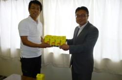 チャリティー募金にご協力いただきまして、誠にありがとうございます!(^^)!