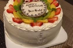 ひーちゃんの誕生日会