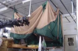 テント ・ タープ・ 寝袋 アウトドア用品の クリーニングは403にお任せ下さい