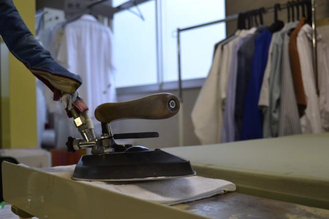 cleaning  スーツのクリーニングはどのくらいの頻度がいいの? %tag