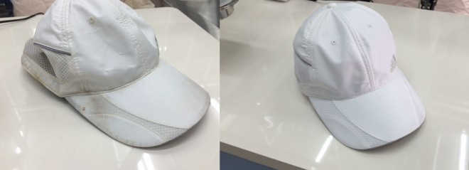 netdesentaku  New Era (ニューエラ) 帽子の クリーニングなら「ネットで洗濯.com」 %tag