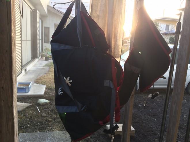 tent cleaning  snowpeak ランドロック・ランドロックproの兄弟洗い %tag