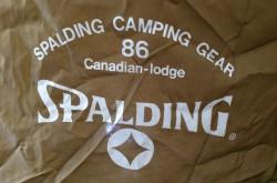 SPALDING Canadian-lodge86をクリーニングさせて頂きました!