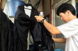 登山用品のクリーニングも宅配クリーニングのネットで洗濯.com