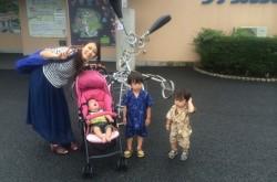 日本サイクルスポーツセンターに行ってきました。