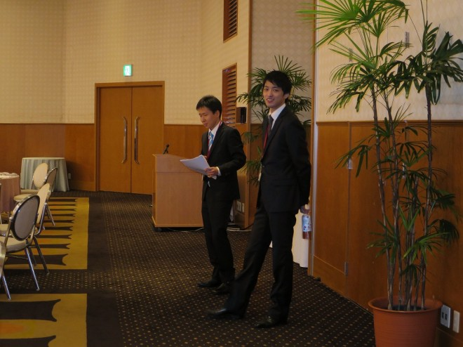 management event  第21期経営方針発表会① %tag