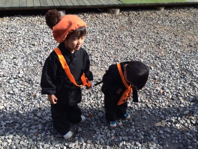 family  マリア国際幼児園にて、Halloween Partyがありました。 %tag