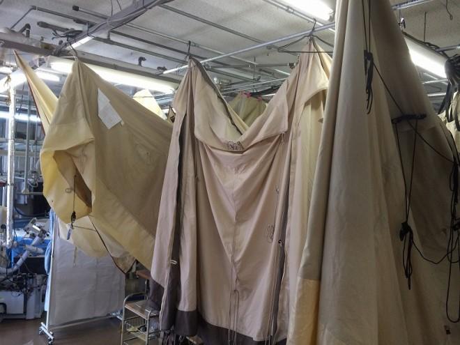 tent cleaning  大流行のコットンテント、黒カビを生やさないためにはこまめなメンテナンス %tag
