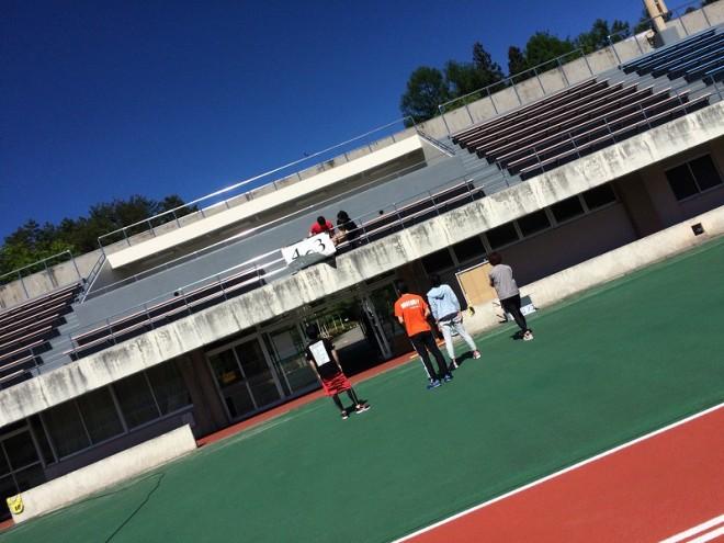 sports  2016年 403運動会@富士北麓競技場① %tag