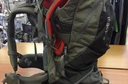 macpac 登山ザックのクリーニング
