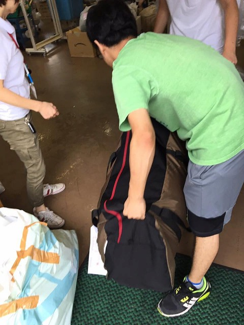delivery tent cleaning  全国のキャンパー様、ご依頼を誠にありがとうございます。 %tag