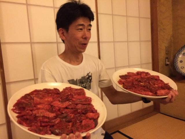 compa  富士登山のクリーニングメンバーでコンパを行いました。 %tag