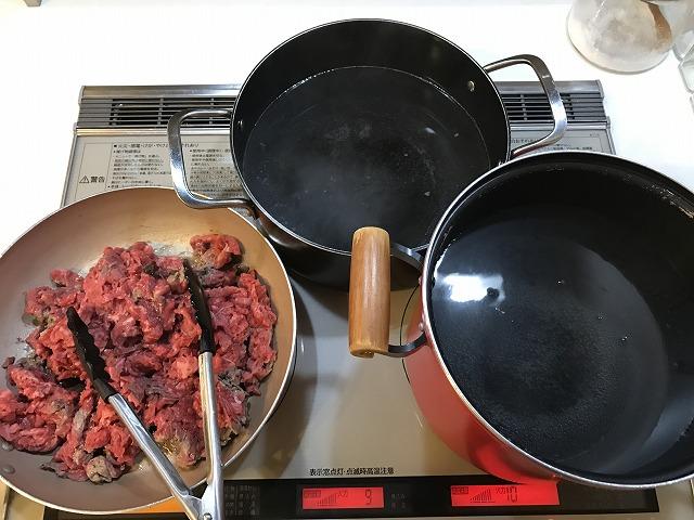gourmet  吉田のうどんの作り方  みうらうどん・たけ川うどん風  %tag