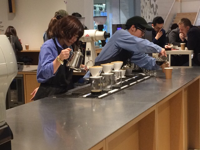 local news gourmet  コーヒー界の Appleといえば ブルーボトルコーヒー、では洗濯業では? %tag