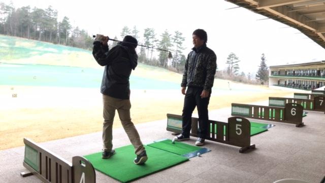 golf  ゆうたさんの正月はコイン掃除とゴルフ漬けです! %tag